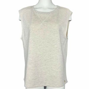 Fabletics Annie Top Muscle Tank XL Grey Heathered